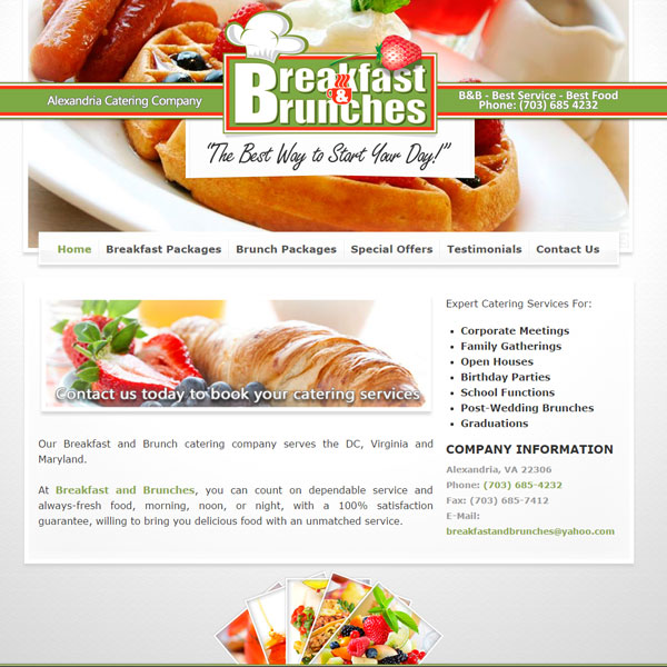 Web Break Fast And Brunches