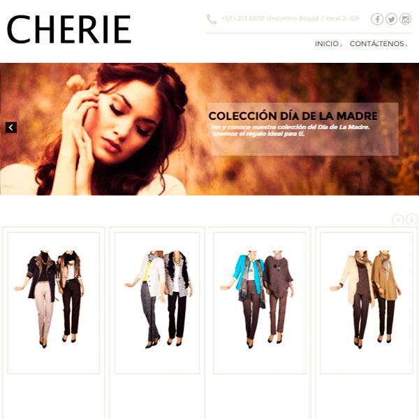 Web Cherie