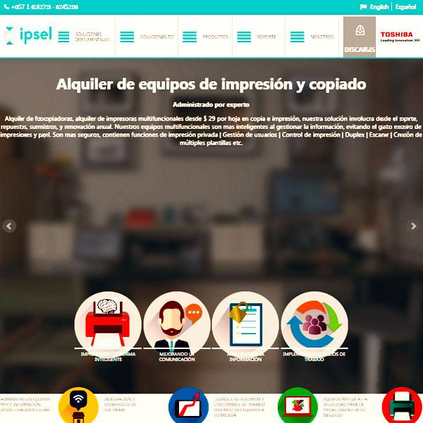 Web IPSEL