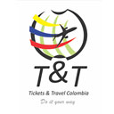 Logo Tickets And Travel Colombia